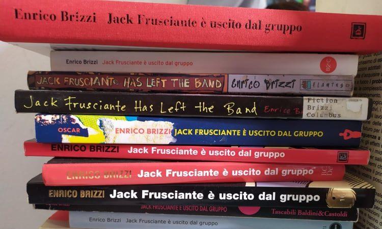 Uscite dal gruppo come Jack Frusciante