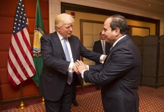 Egitto Al Sisi