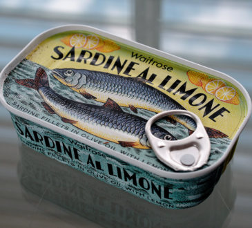 united colors of sardine