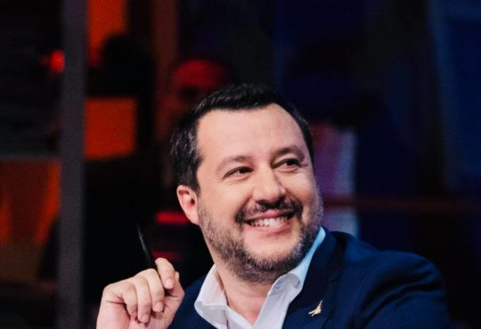 Salvini a processo