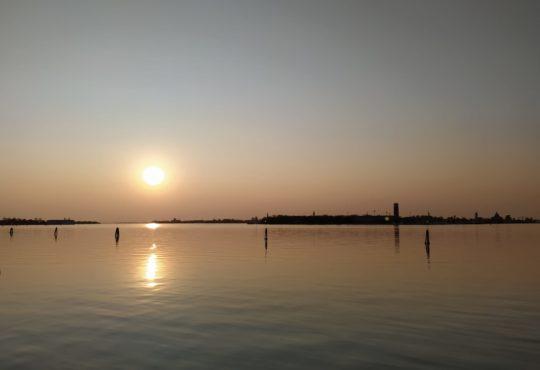 quarantena al Lido di Venezia
