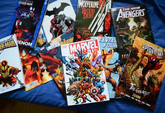 5 fumetti Marvel da leggere durante la quarantena