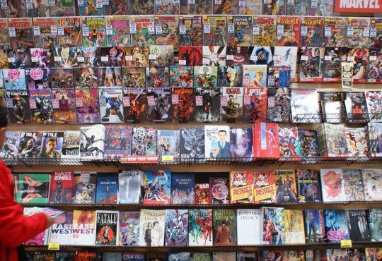 5 fumetti Dc Comics da leggere durante la quarantena