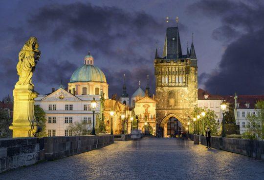 il fascino occulto di Praga