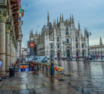 Lettera d'amore a Milano