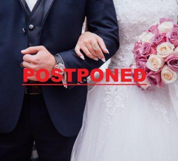 nozze rimandate