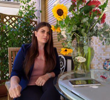 L'arte come rinascita – intervista all'artista Gaia Percacciuolo