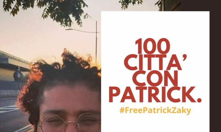 """""""100 città con Patrick"""""""