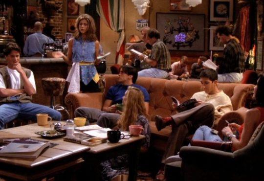 i dieci episodi più belli da rivedere di Friends