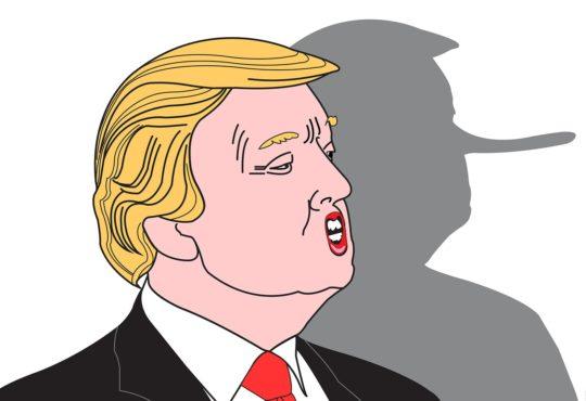 Trump cambiamento climatico