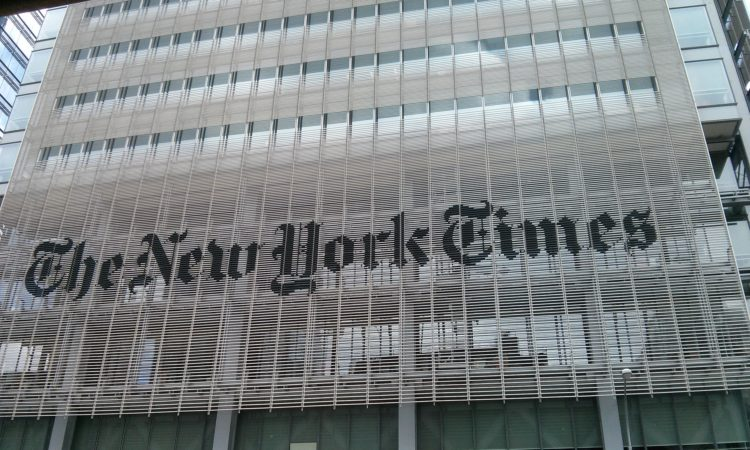 5 articoli New York Times