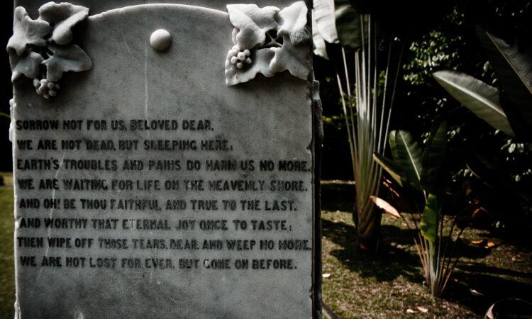 Le mie quattro piccole morti - un racconto breve