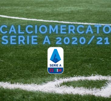 Calciomercato Serie A 2020/21