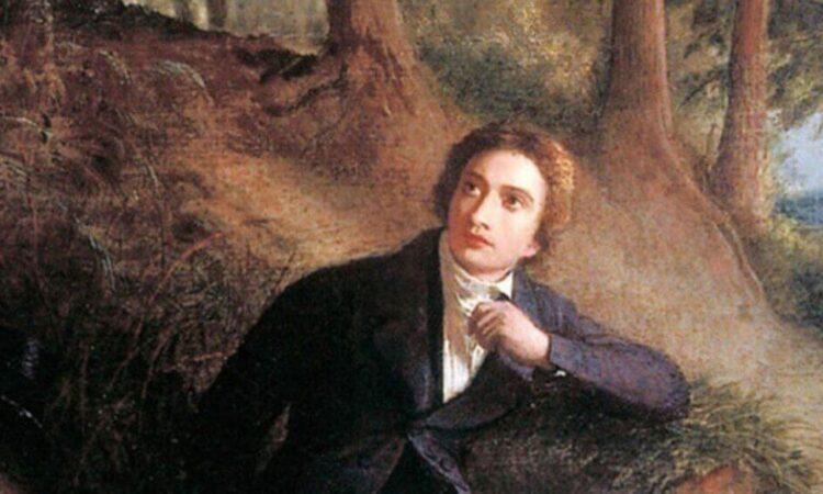 """In ricordo di John Keats, il poeta """"sensoriale"""" della bellezza"""