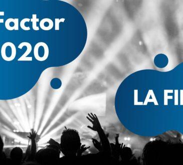 x factor 2020 podio