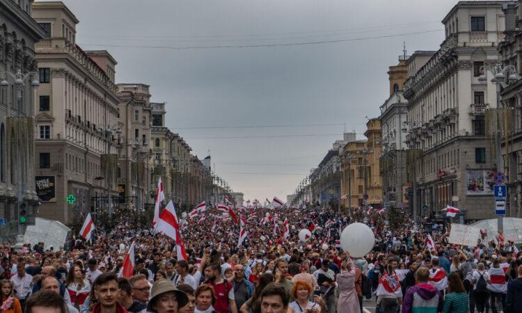 proteste Bielorussia 2020