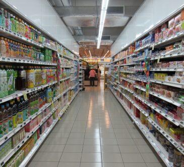 riflessioni evoluzionista supermercato