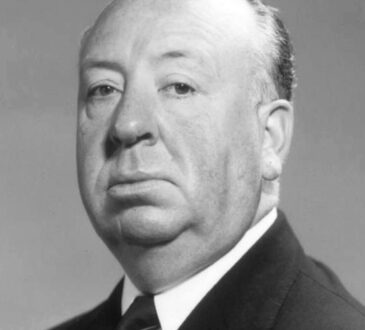 Alfred Hitchcock 5 scene
