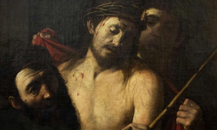 Caravaggio Ecce Homo