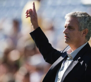 Roma Mourinho
