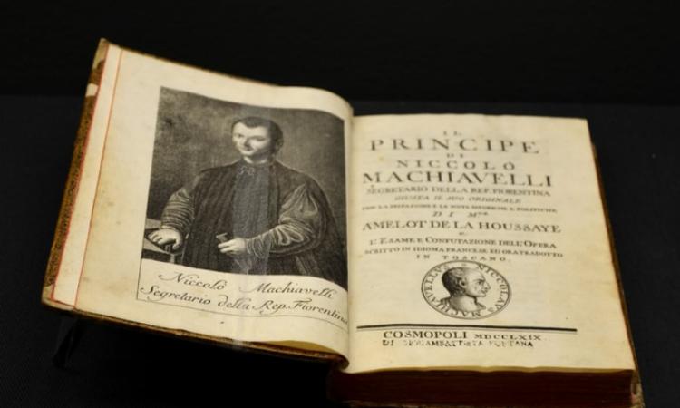 Pio e Amedeo Machiavelli