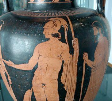 Trafugazione archeologica