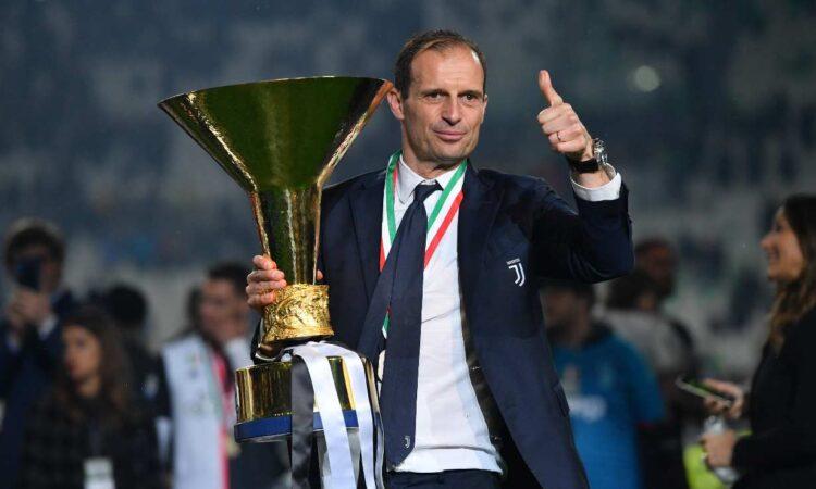 Juventus Allegri bis