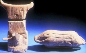 Reperti archeologici- Museo Trinitapoli